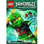 Lego Ninjago - Masters Of Spinjitzu: Tournament Of Elements [DVD]
